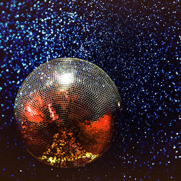 disco, disco ball, confetti, party, dance, disco lights