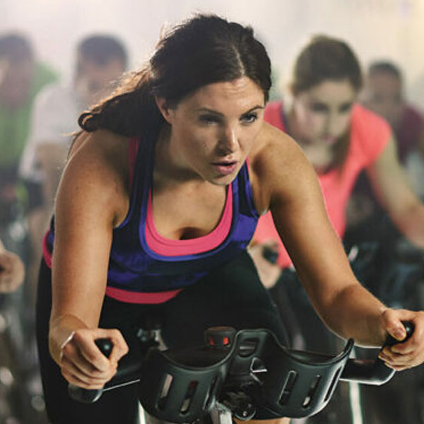 Spin Class, Venue Hire, Women Cycling, Exercise Bike