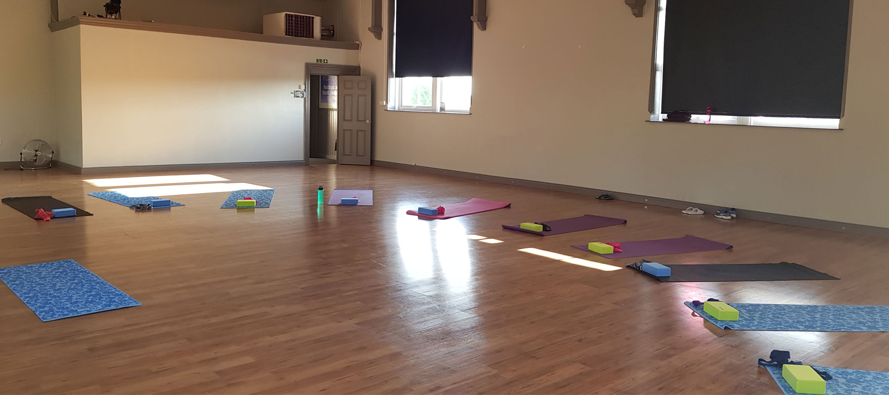 Yoga Class, Venue Hire, Zone 22