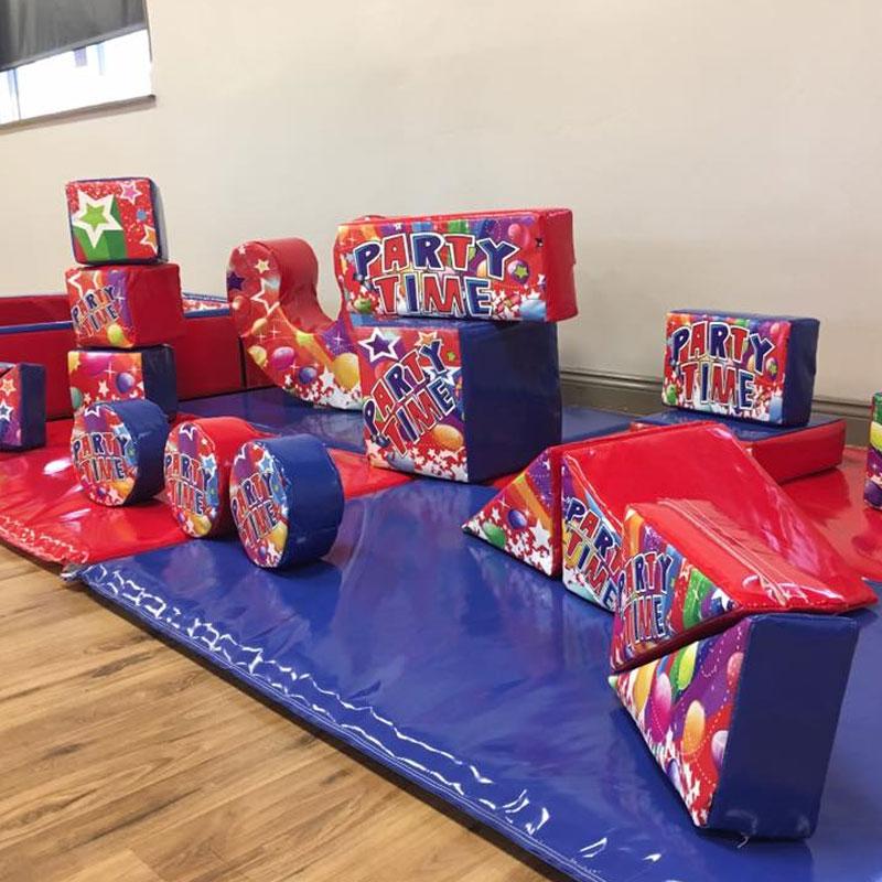 soft play, kids party, zone 22 soft play, cramlington party hire